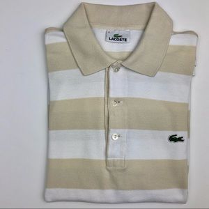 Lacoste Polo Size XS
